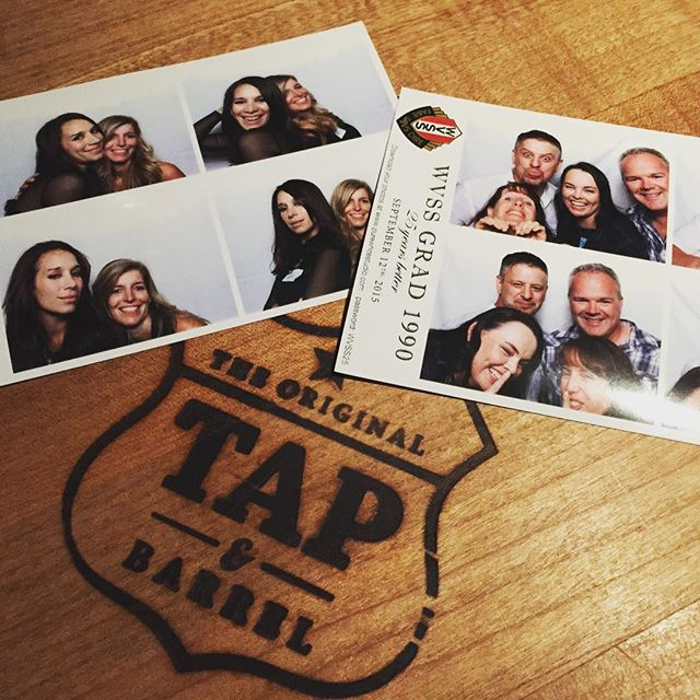 Fun Bunch at @tapandbarrel ! 25 years and going #reunion #vancity #wvss
