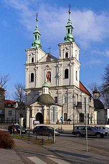 St. Florian´s Basilica, Kraków