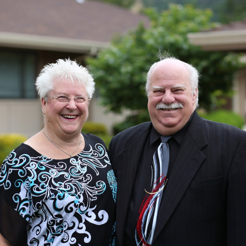Pastor Ron & Gayle Marsh serve the seniors of our church through Traditions services and events, pastoral care, and visitation.