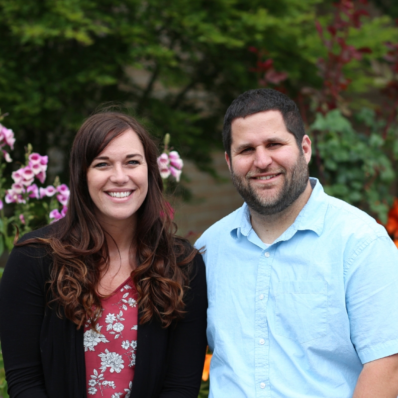Pastor Seth & Kayla Wallenburn.  Pastor Seth oversees Youth Ministries (Middle School, High School, and Young Adults). Pastor Seth is also the Music Director overseeing the Worship and Sound Teams. Kayla serves on the Worship Team.