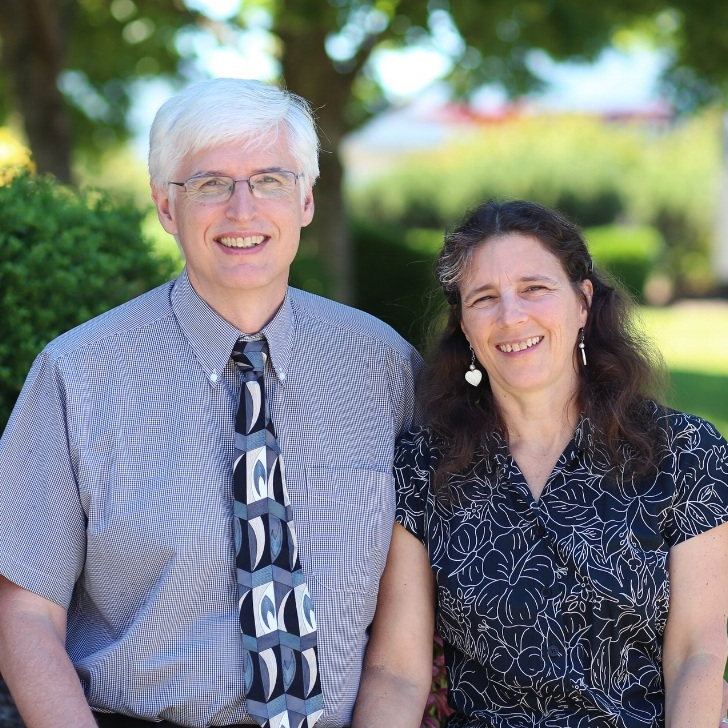 Dan & Danielle Fear - Dan and Danielle serve on the Prayer Team and lead a Care Group. Dan is also on the Missions Advisory Board and Danielle is a part of the Worship Team.