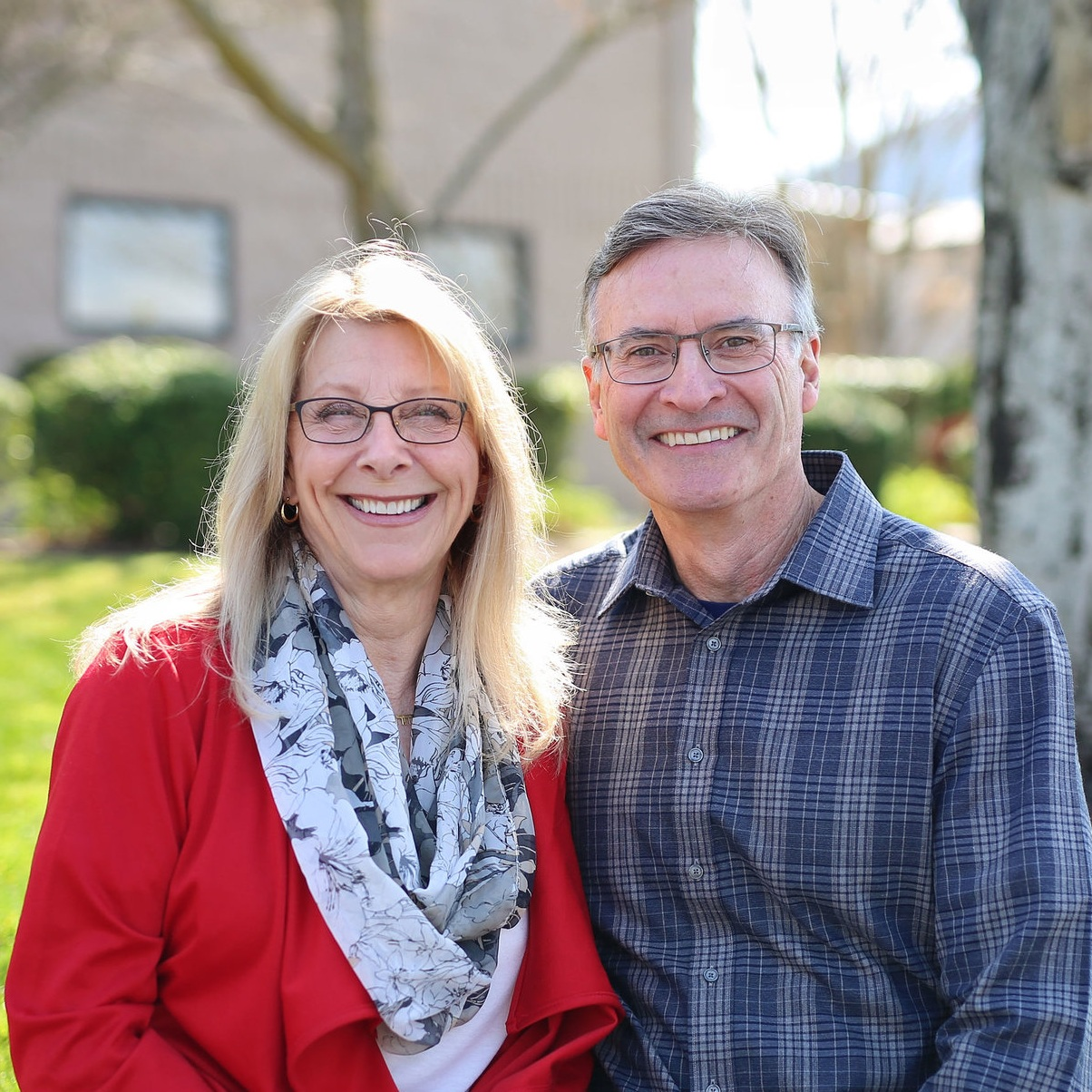 Steve & Robyn Elam - Steve serves in the Hospitality and Financial Stewardship ministries. Robyn serves on one of the Worship Teams and is a volunteer women's chaplain at the Gospel Rescue Mission. Together they serve in the Marriage Mentoring ministry.