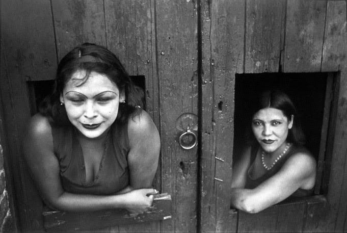Henri Cartier-Bresson's   Calle Cuauhtemocztin, Mexico,  193
