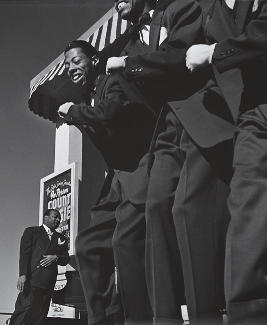 JOHN GUTMANN,  Portrait of Count Baise, San Francisco, 1939