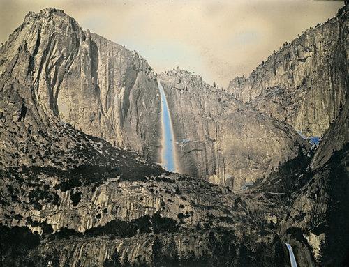 Binh Danh,  Yosemite Falls, June 20, 2014