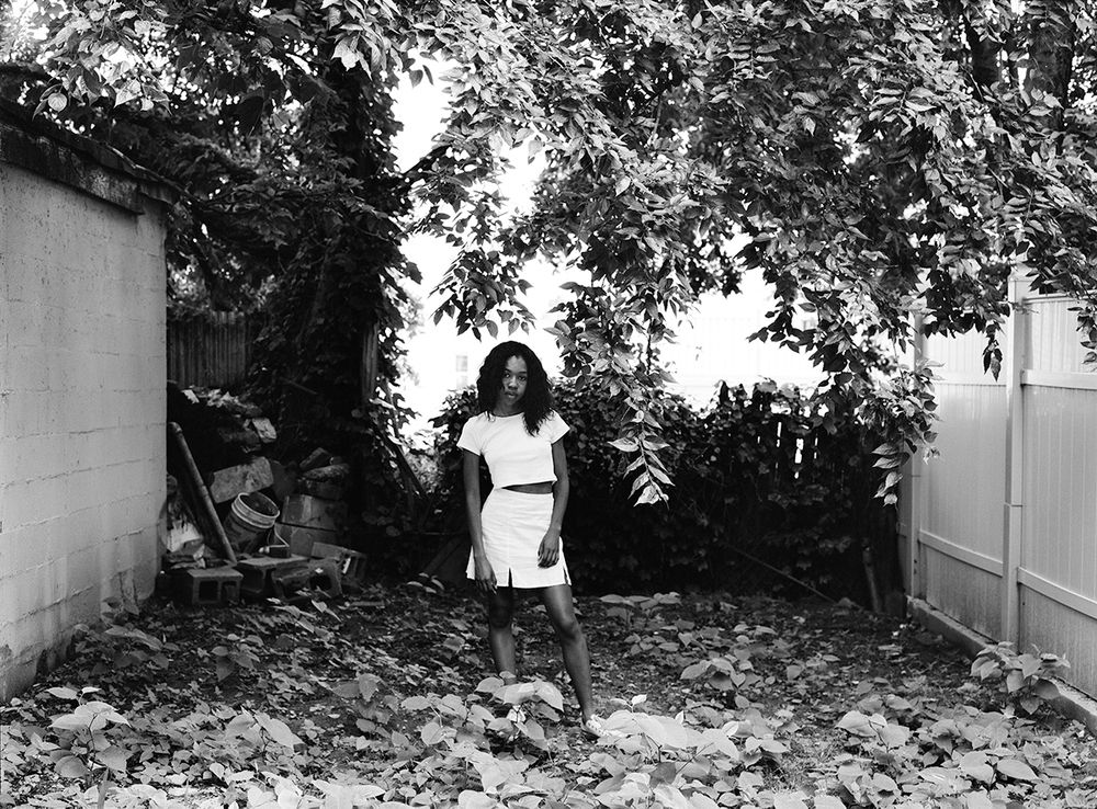 Chanell Stone,  Garden
