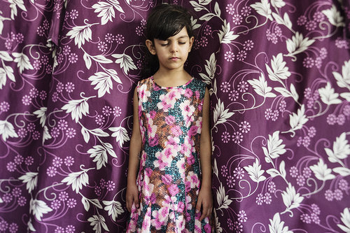 Tanya Habjouqa, from the series,  Tomorrow There Will be Apricots