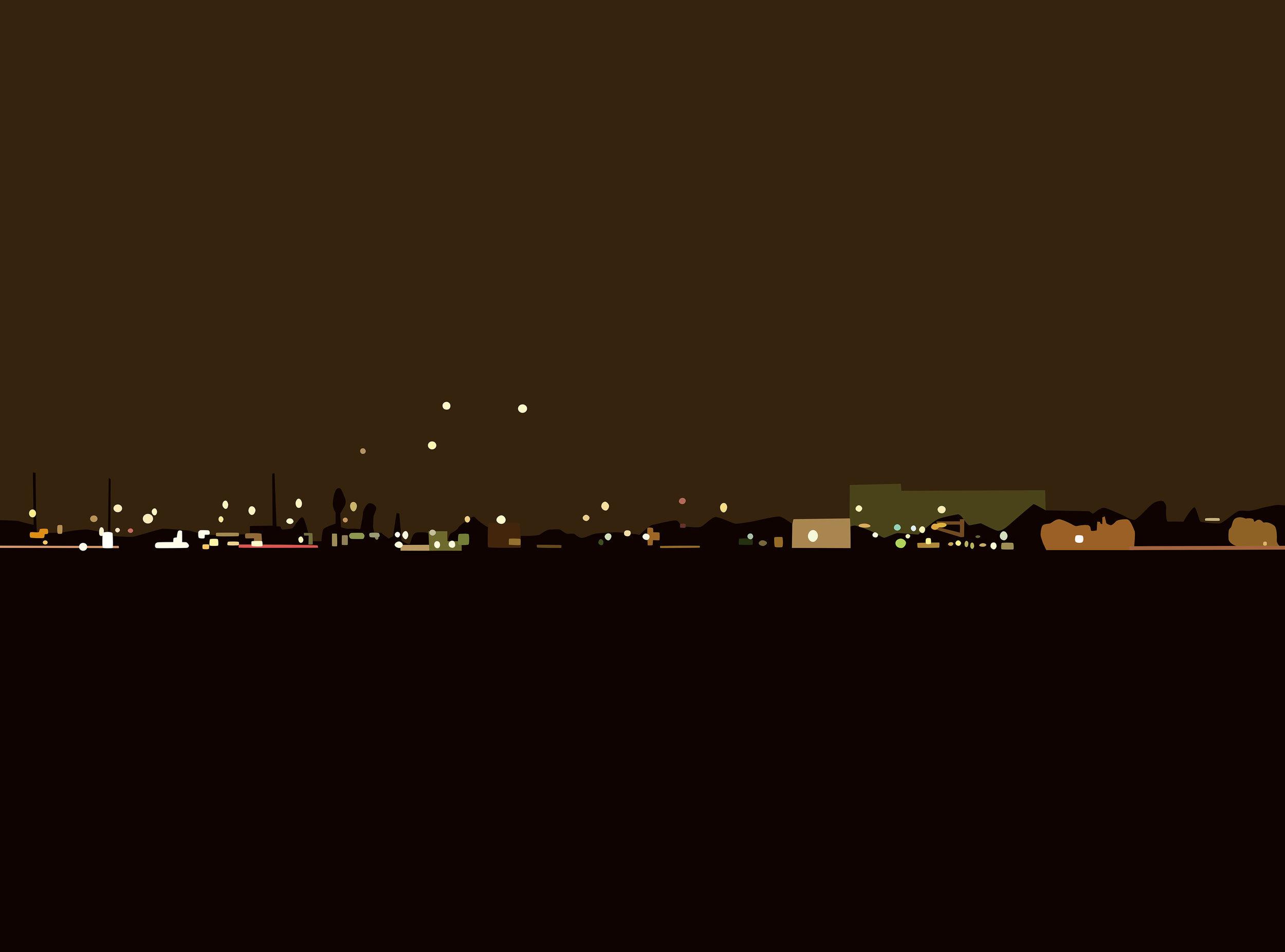 LOT 7 KOTA EZAWA,  Phoenix Lights , 2016
