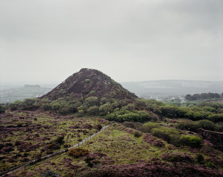 Spoil Hill, Near Whitemoor, Cornwall, UK, 2012