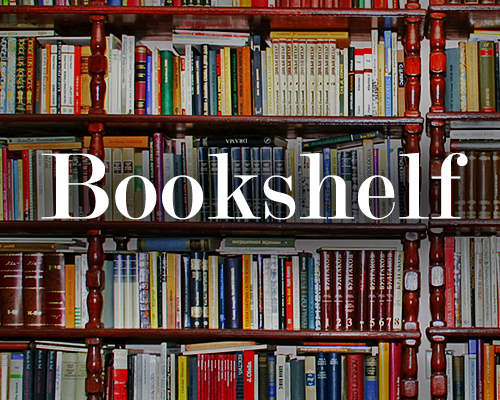 Browse select books recommended by church staff