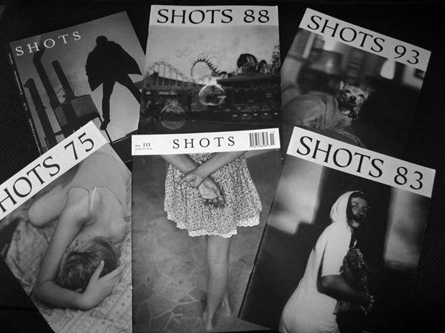 SHOTS MagaZINE ISSUE #116