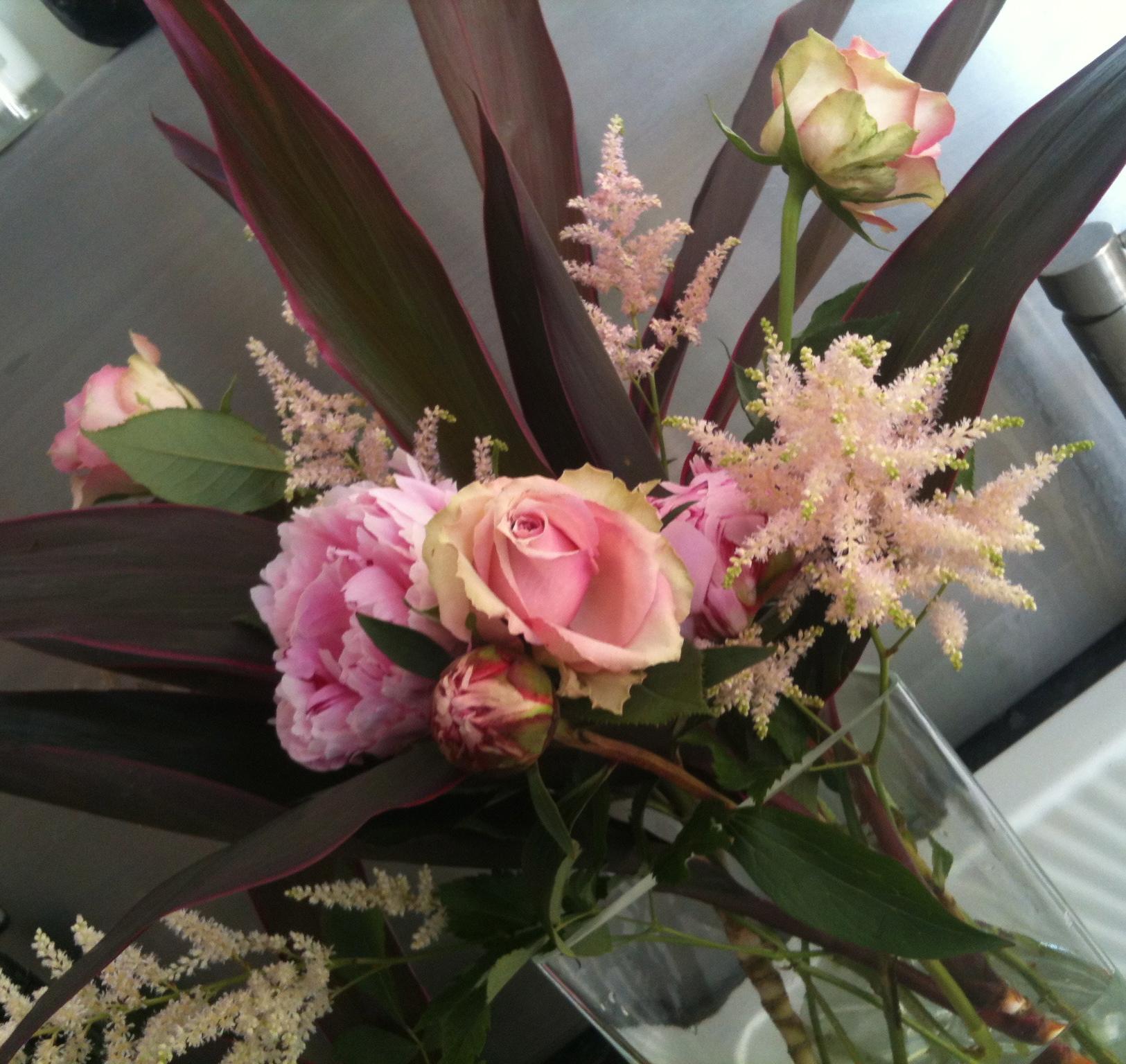 Zoe Hewett Interiors Wedding Flowers