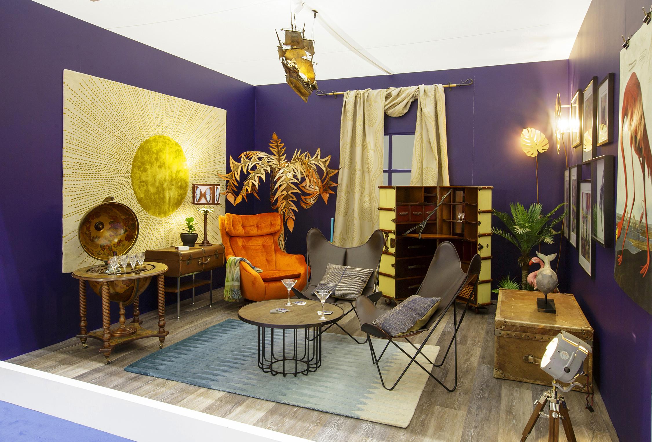 Grand Designs Live Neverland Roomset
