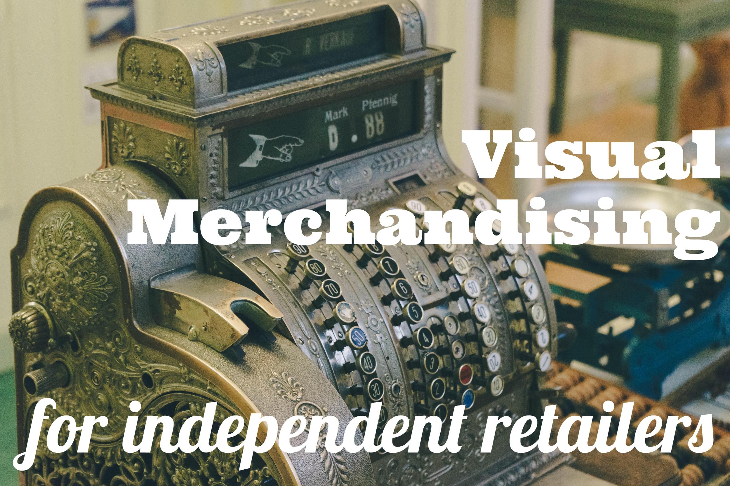 Visual Merchandising Bristol