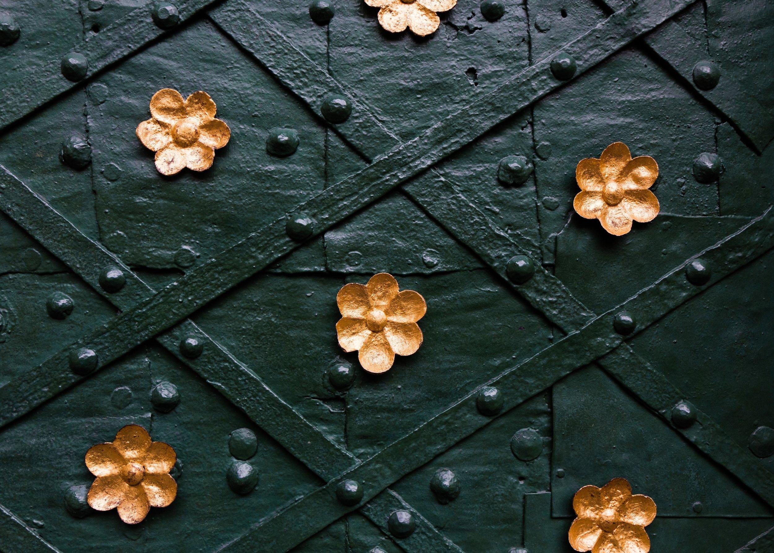 Gilded Painted Door.jpg