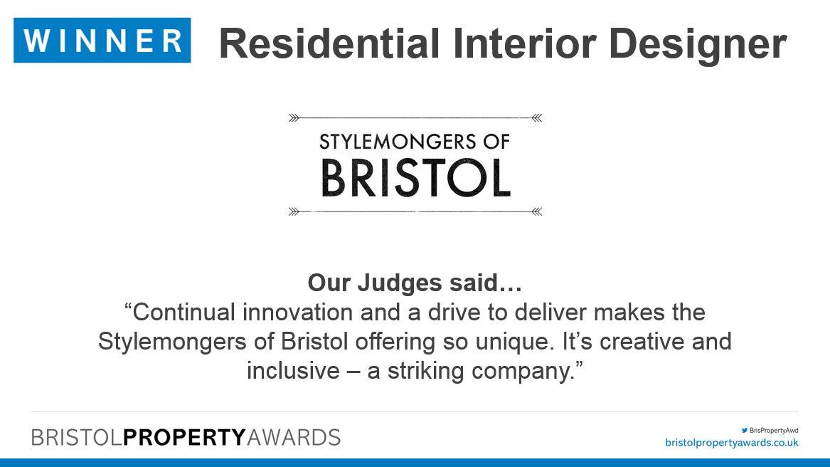 Residential Interior Designer - Stylemongers of Bristol.JPG
