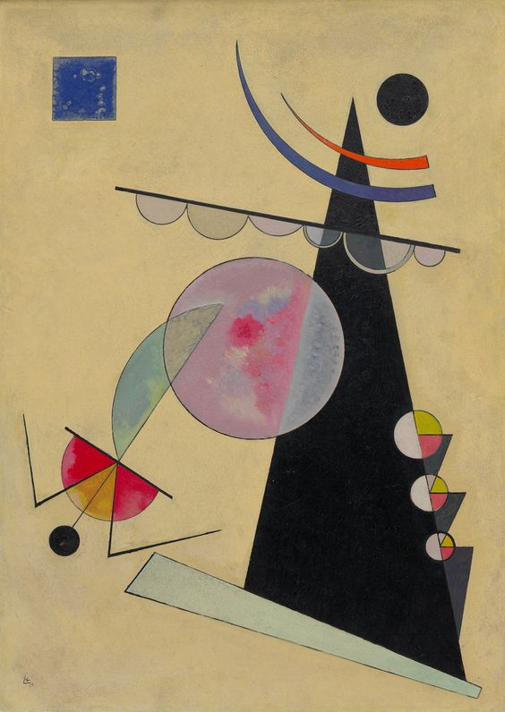'Bright Unity' - Wasilly Kandinsky