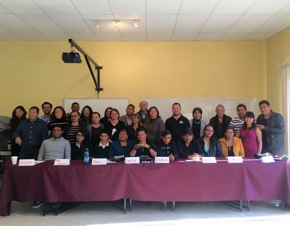 Gira a Zacatecas, México - Iniciamos este 2017 con la formación del nuevo Consejo Asesor de FAJ. Este grupo de ocho personas con gran trayectoria profesional y compromiso social, contribuyen a la Fundación Acción Joven sus conocimientos, experiencia y dedicación para crear cambios positivos en el país.