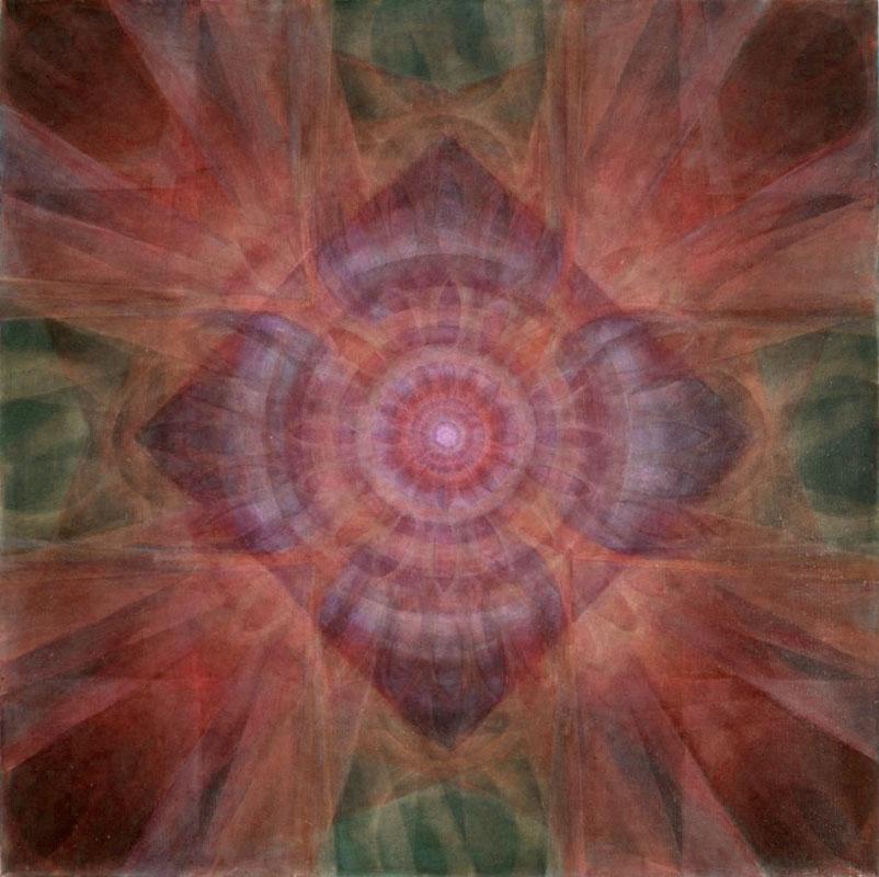 MANDALA OF THE CREATIVE SOURCE - RED.jpg