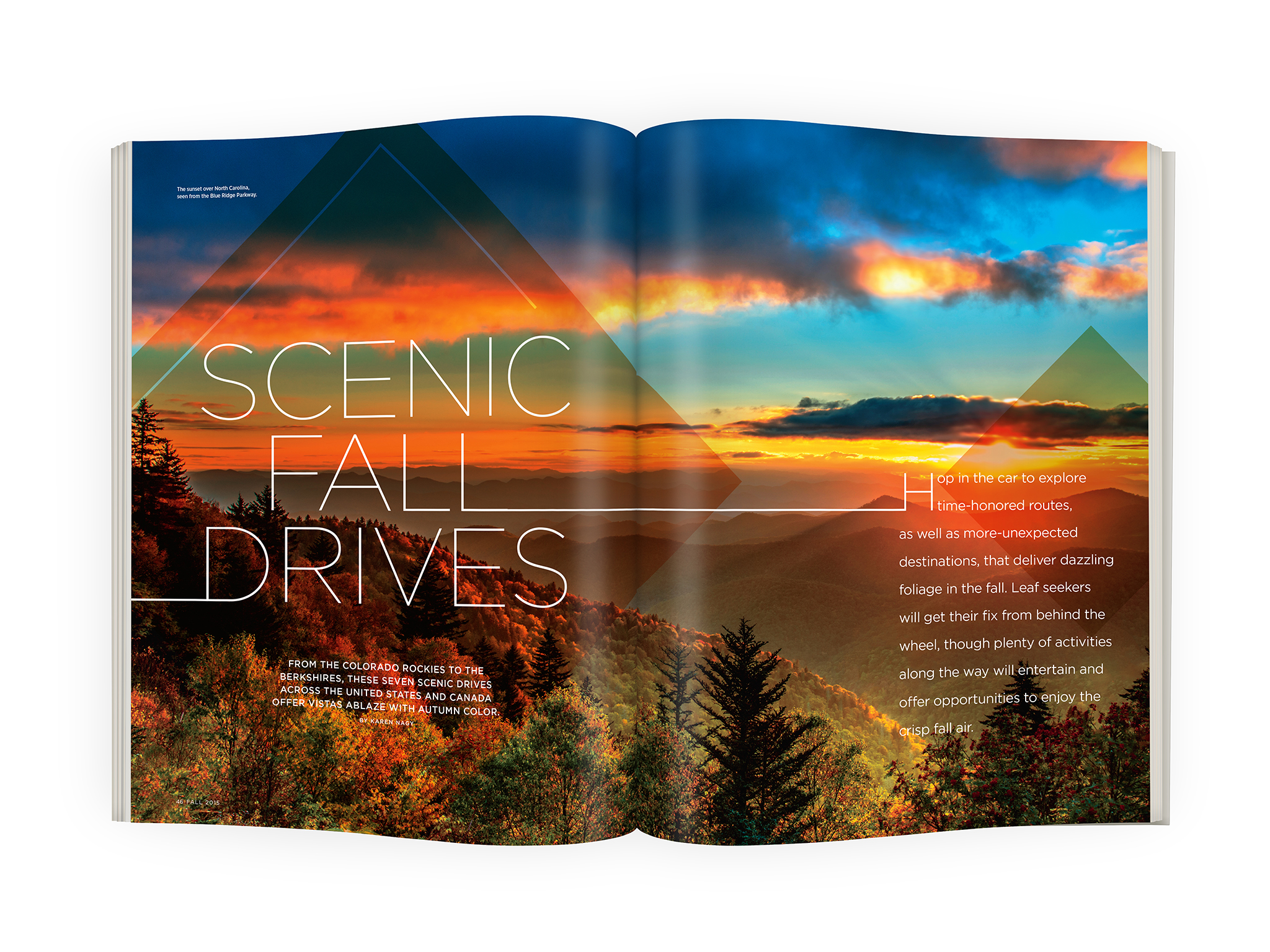 Endless Vacation - Scenic Fall Drives