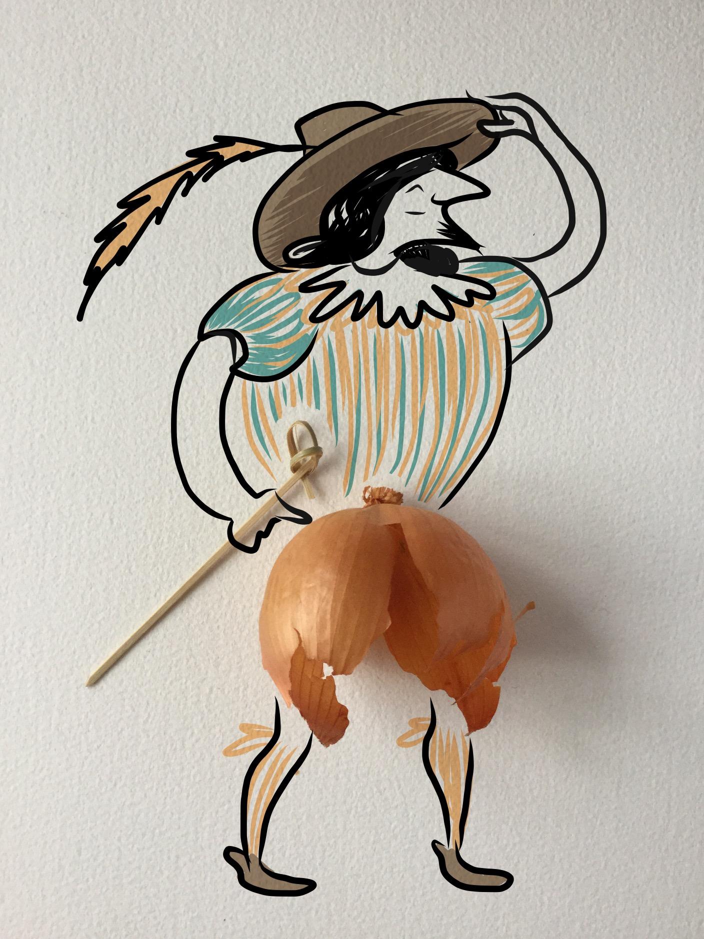 Sir Onion-Pants