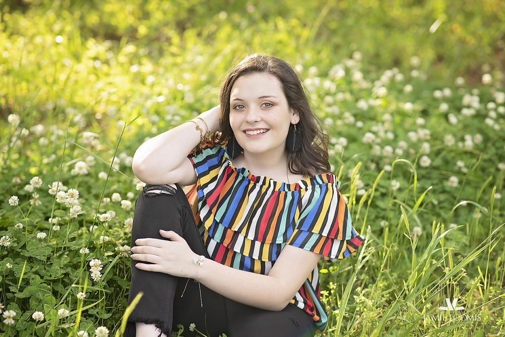 Mary Lewis   Lee Senior Class of 2019