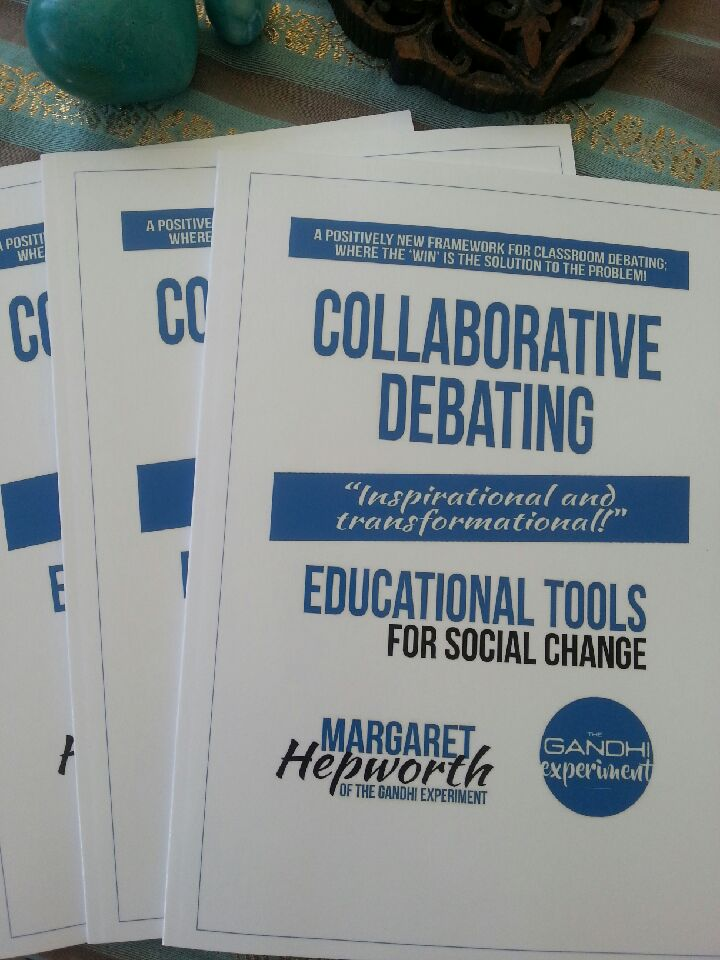 Collaborative Debating manual now available for purchase. For a happy discount, just ask!