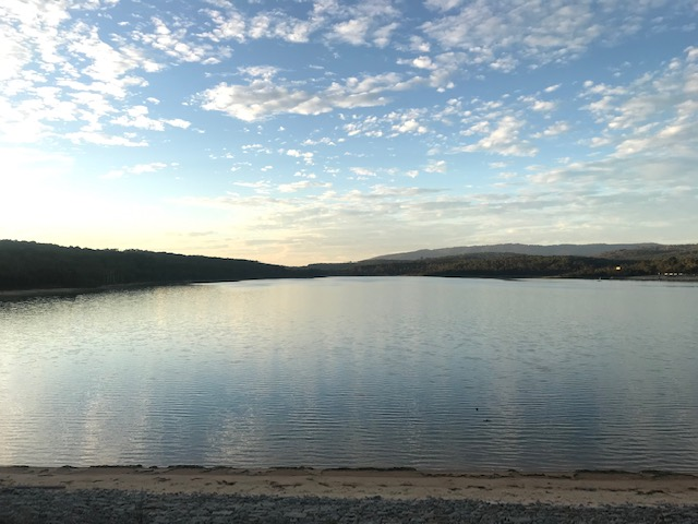 Photo credit Margaret Hepworth - The calm energy of Lysterfield Lake