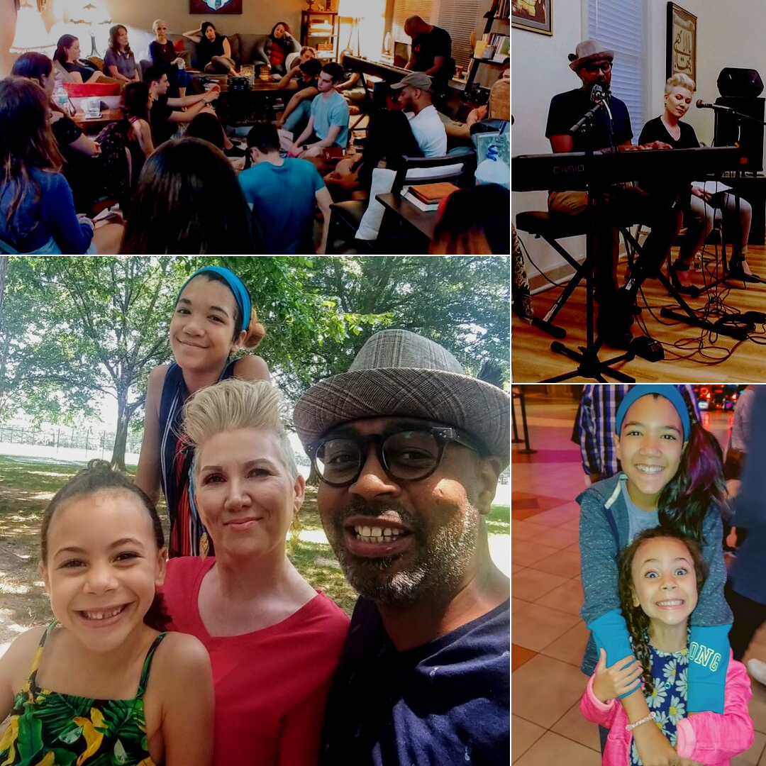 HEY FAMILY!!It's Eric and we are the Dozier's...a justice loving, world schooling, (soon to be) RVing Baha'i family traveling from heart to heart SHOWING THE WORLD WHAT COMMUNITY SOUNDS LIKE! -