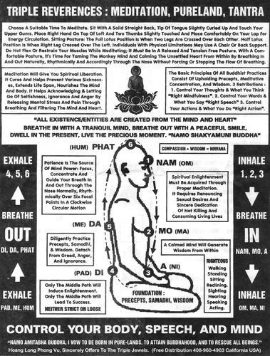 Meditation Instruction from Triple1