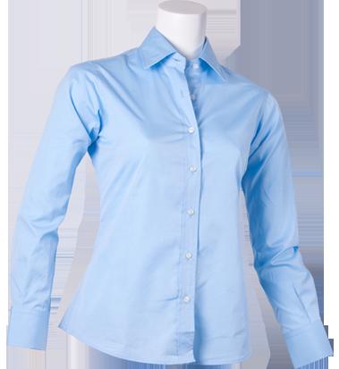 Blusa Azul Claro
