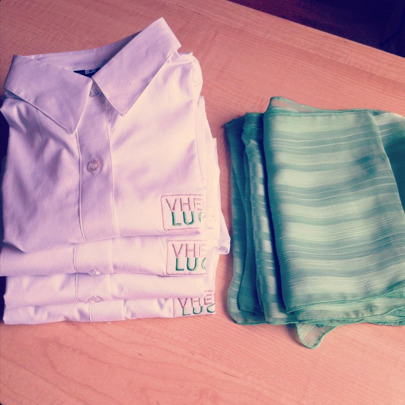 Camisas Uniformes