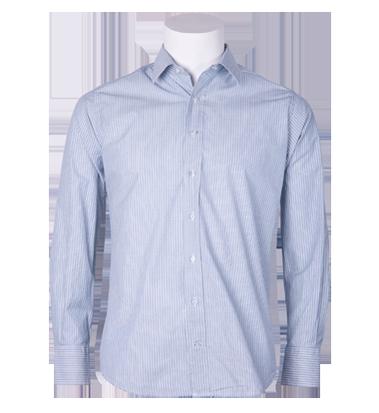Camisa Institucional Azul