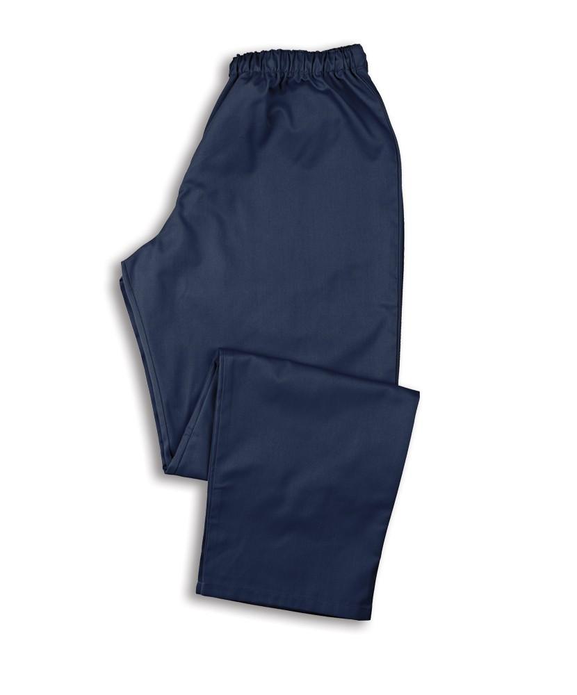 Pantalon Antifluido Azul Oscuro