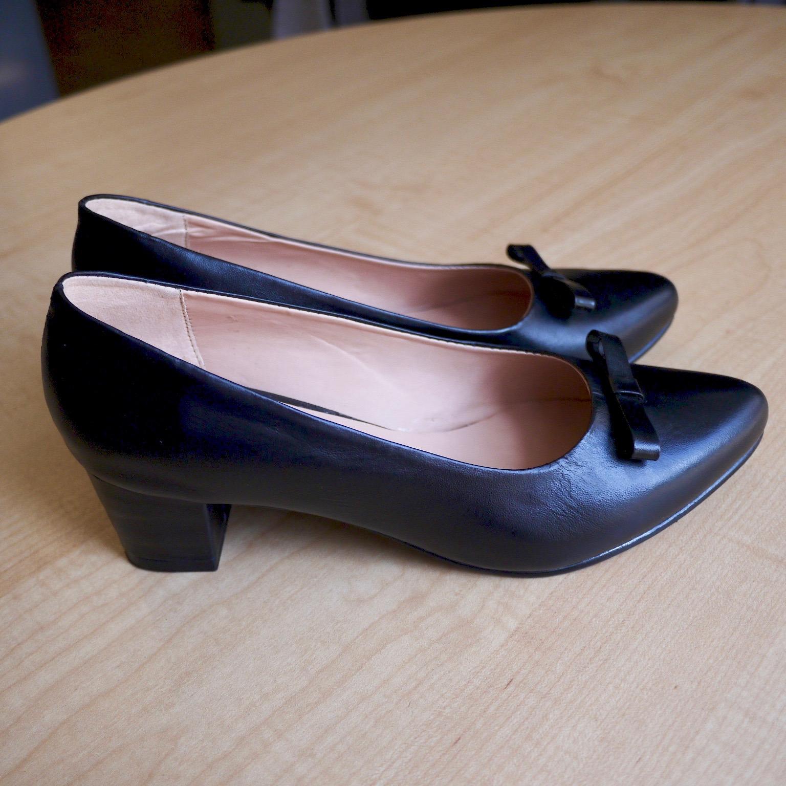 Calzado Formal Cuero Dama