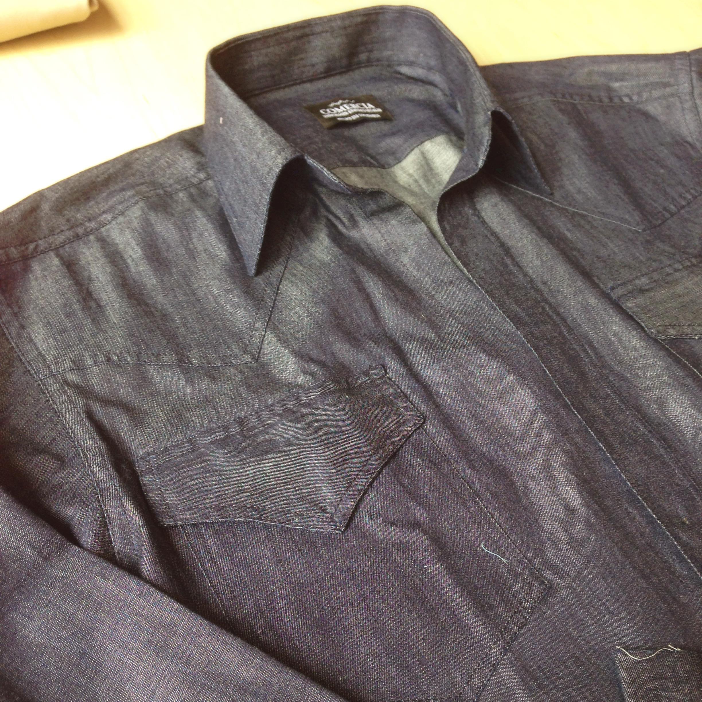 Camisas en Jean