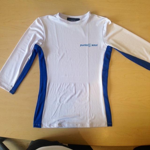 Camiseta Deportiva Manga Larga