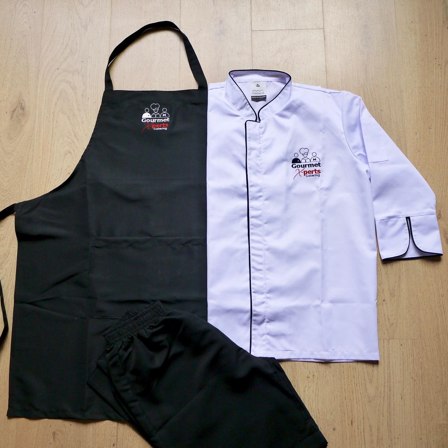 Dotacion Uniformes de Cocina