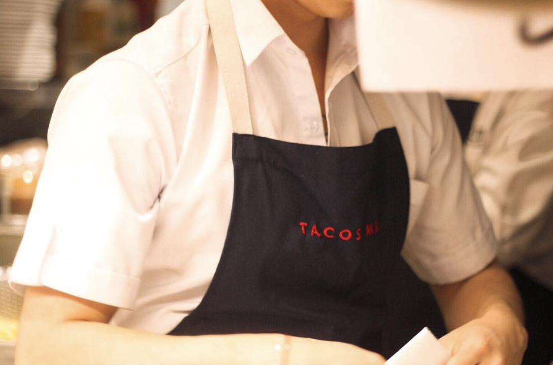 Tacos MX: Uniforme de Chef