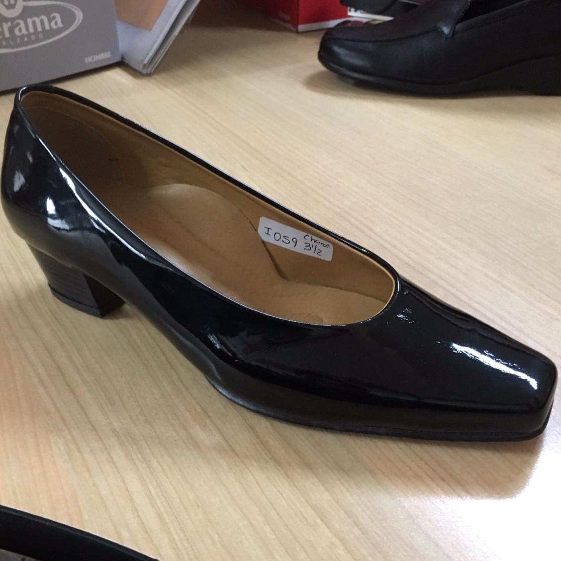 Zapatos Dotación Mujer Charol