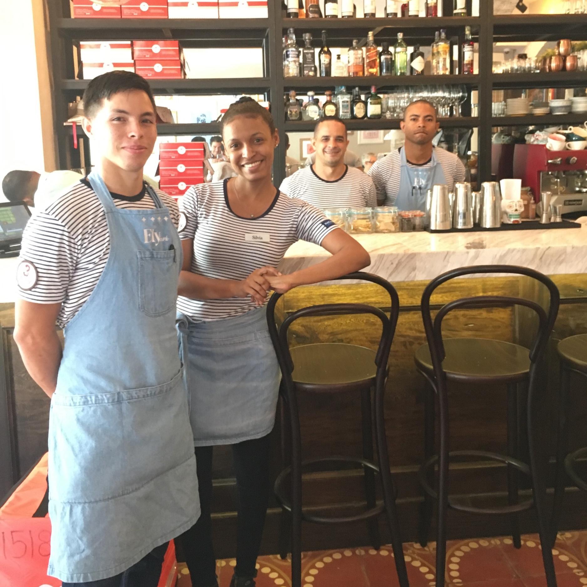 Uniformes Restaurantes
