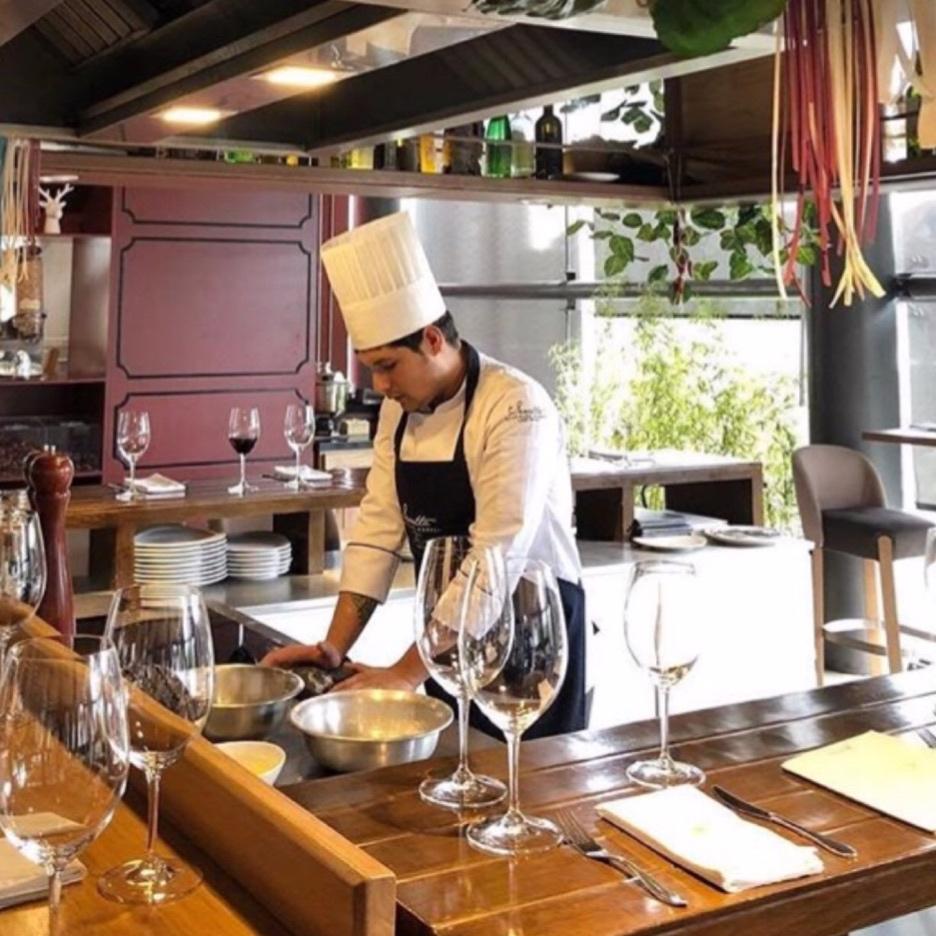 Seratta: Uniformes Chef