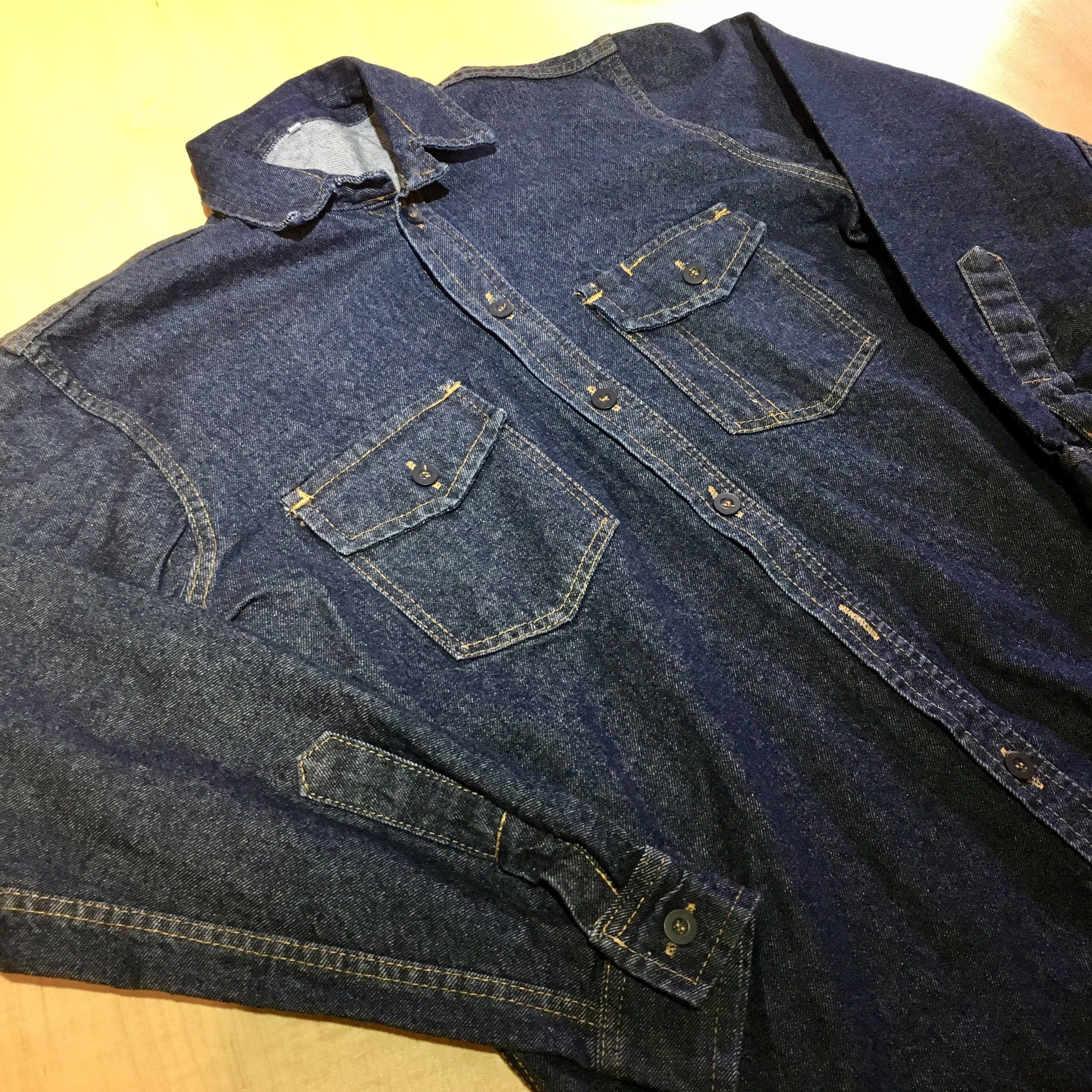 Camisa Dotación Jean
