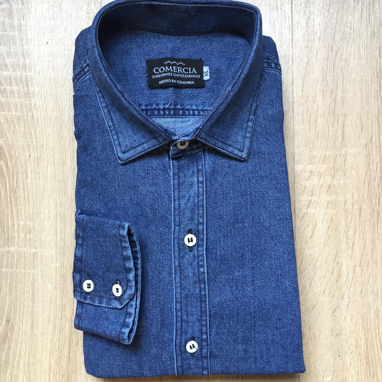 Camisa Jean Ligera 8 oz