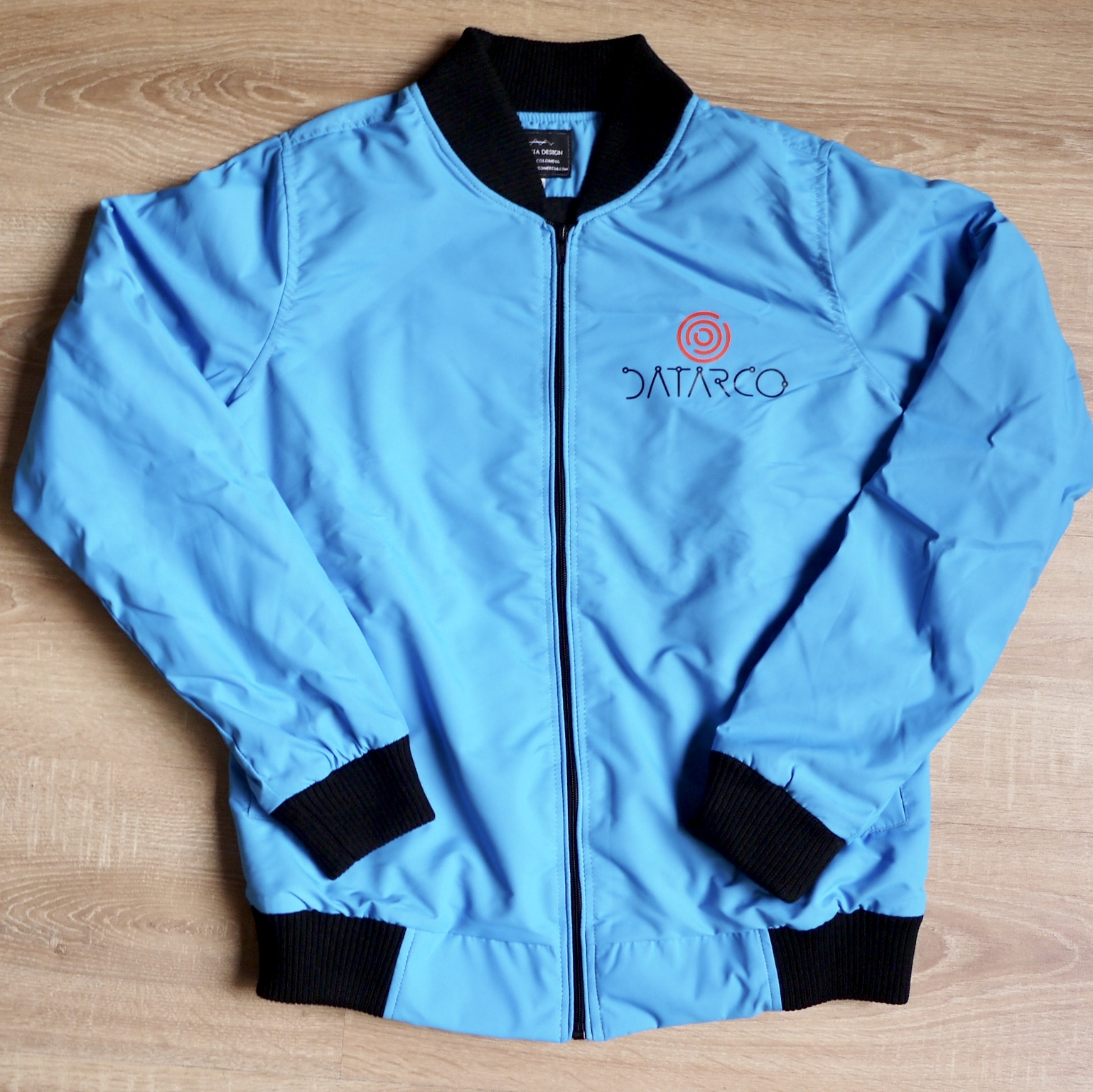 Chaqueta Impermeable Bomber Jacket