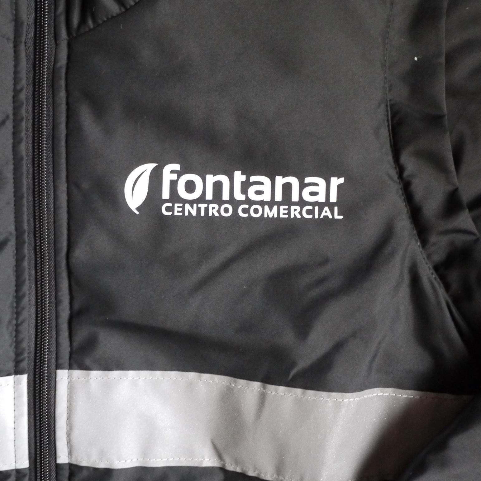Chaqueta Reflectiva Institucional Fontanar