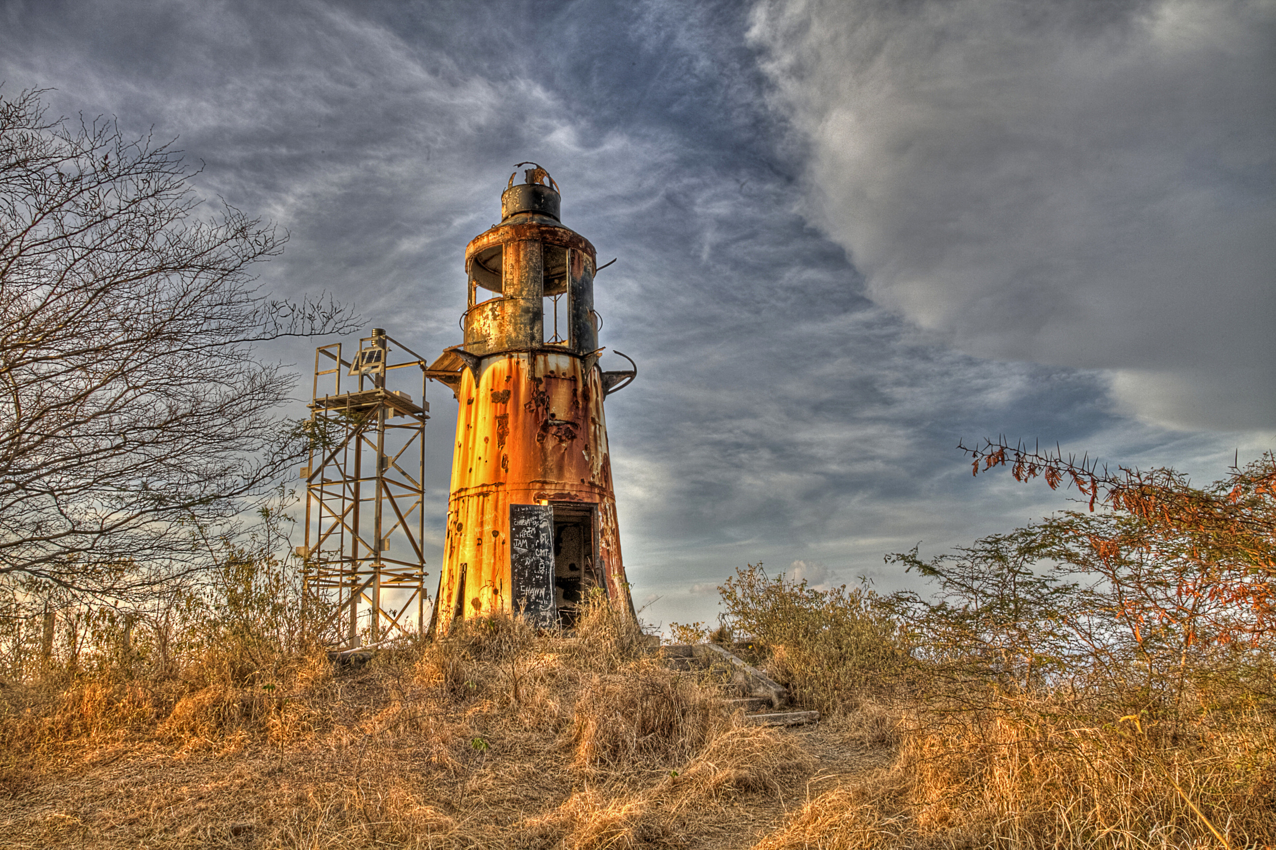 Ham's Bluff Lighthouse
