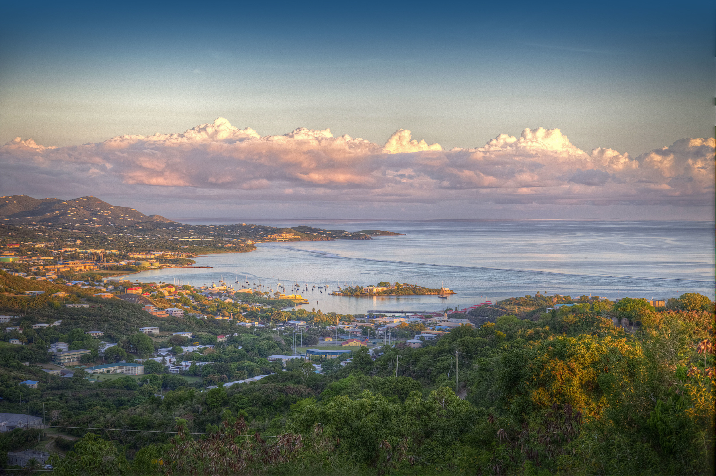 Christiansted Sunrise