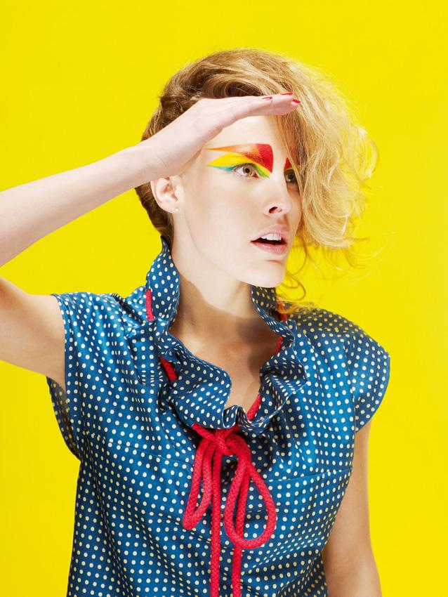 Photographers: Daniela & Tonatiuh  Models: Christel & Mike  Make-up & Hair: Julie Monot