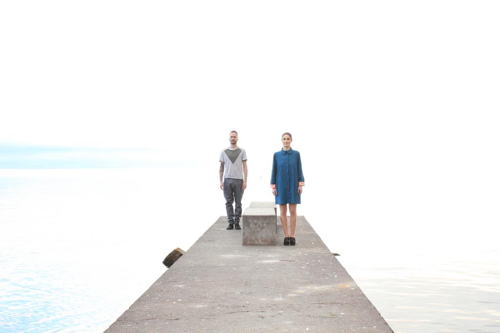 Photo collection -ING: Elie Chapuis /Modèles: Rachel & Ulrich